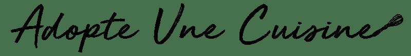 Logo Adopte Une Cuisine
